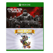Gears of War Ultimate Edition / Rare Replay Video Game For Microsoft Xbox One