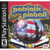 Patriotic Pinball Video Game For Sony PS1
