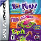 Kerplunk / Toss Across / Tip It Video Game For Nintendo GBA