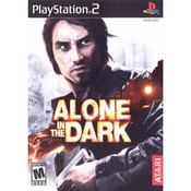 Alone in the Dark Video Game For Sony PS2