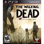The Walking Dead Video Game For Sony PS3