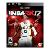 NBA 2K17 Video Game For Sony PS3