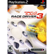 TOCA Race Driver 3 Video Game For Sony PS2