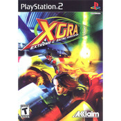 XGRA Extreme G Racing Association Video Game For Sony PS2