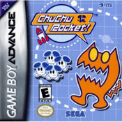 ChuChu Rocket! Video Game For Nintendo GBA