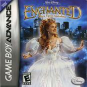 Enchanted: Once Upon Andalasia Video Game For Nintendo GBA