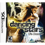 Dancing With The Stars Video Game For Nintendo DS