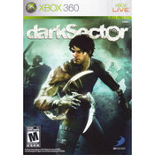 Dark Sector Video Game For Microsoft Xbox 360