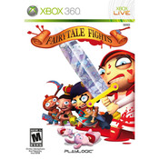 Fairytale Fights Video Game For Microsoft Xbox 360