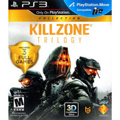 Killzone Trilogy Video Game For Sony PS3