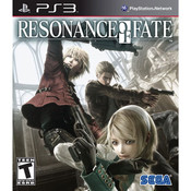 Resonance of Fate Video Game For Sony PS3