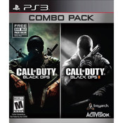 Call of Duty Black Ops / Call of Duty Black Ops II Combo Pack Video Game For Sony PS3