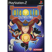 Xia Lin Showdown Video Game For Sony PS2