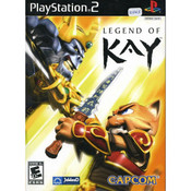 Legend of Kay Video Game For Sony PS2