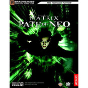 Matrix: Path of Neo BradyGames Official Game Guide For Microsoft Xbox and Sony PS2
