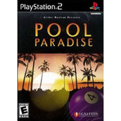 Pool Paradise Video Game For Sony PS2