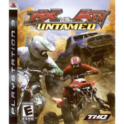 MX vs ATV Untamed Video Game For Sony PS3