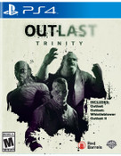 Outlast Trinity Video Game For Sony PS4