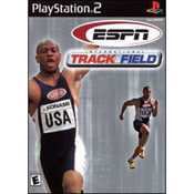 ESPN International Track and Field Video Game For Sony PS2