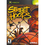 Street Hoops Video Game For Microsoft Xbox