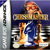 Chessmaster Video Game For Nintendo GBA