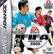 Fifa Soccer 2005 Video Game For Nintendo GBA