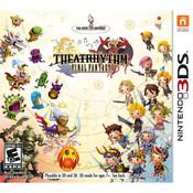 Theatrhythm Final Fantasy Video Game For Nintendo 3DS