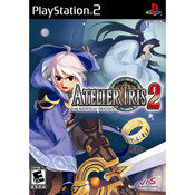 Atelier Iris 2 The Azoth of Destiny Video Game For Sony PS2