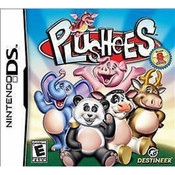 Plushees Video Game For Nintendo DS