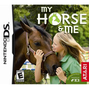 My Horse & Me Video Game For Nintendo DS