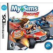 My Sims Racing Video Game For Nintendo DS