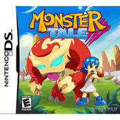 Monster Tale Video Game For Nintendo DS