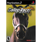 Gallop Racer 2004 Video Game For Sony PS2