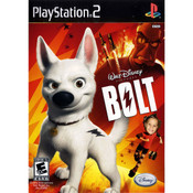 Bolt Video Game For Sony PS2