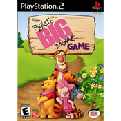 Piglet's Big Game Video Game For Sony PS2