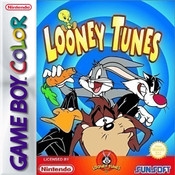 Looney Tunes Video Game For Nintendo GBC