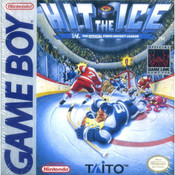Hit The Ice Video Game For Nintendo GameBoy