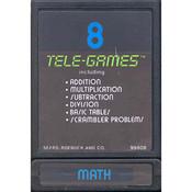 Math Video Game For Atari 2600