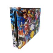 Wii System Super Smash Bros. Skin Bundle Pak