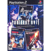 Resident Evil The Essentials - PS2 Game