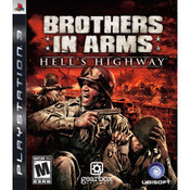 Brother in Arms Hell's Highway Video Game For Sony PS3