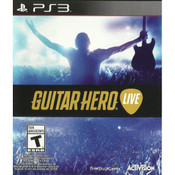 Guitar Hero Live Video Game For Sony PS3