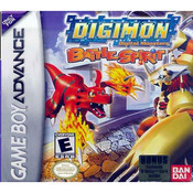 Digimon Battle Spirit Video Game For Nintendo GBA