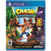 Crash Bandicoot N-Sane Trilogy Video Game For Sony PS4
