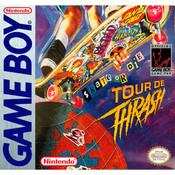 Tour of Thrash Video Game For Nintendo GameBoy
