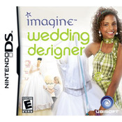 Imagine Wedding Designer Video Game For Nintendo DS