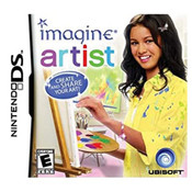 Imagine Artist Video Game For Nintendo DS
