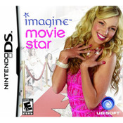 Imagine Movie Star Video Game For Nintendo DS