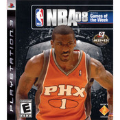 NBA 08 Game of the Week Video Game For Sony PS3