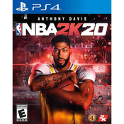 NBA 2K20 Video Game For Sony PS4